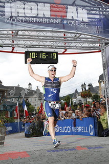 GGT Steve at Ironman Mont Trembalnt - 10:16 | by GoodGuysTri