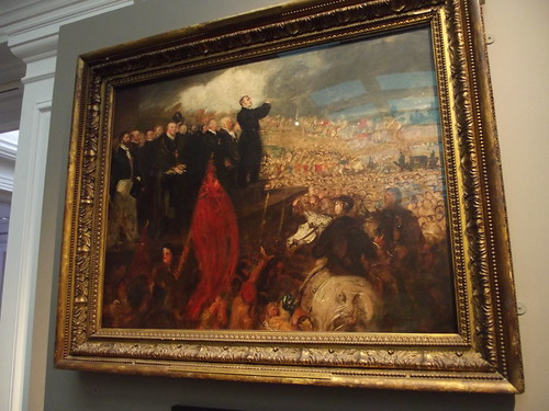 Birmingham History Galleries - Birmingham its people, its history - Forward - Power to the People - Meeting of the 'Birmingham Political Union' | by ell brown