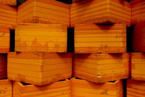 Yellow Boxes | by bobarcpics