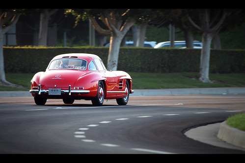 Mercedes benz 300sl gullwing cars and coffee irvine cal for Mercedes benz irvine ca