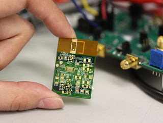 Body monitoring chip | by Oregon State University