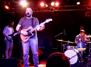 David Bazan & band in Boston 2012 | by bradalmanac