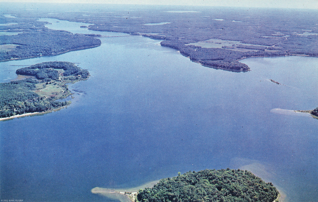 Lake Pokegama Grand Rapids Minnesota Itasca County Vic - Pokegama lake map