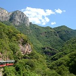 Copper Canyon Railway
