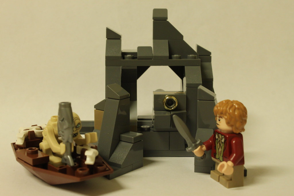 Fruitless Pursuits: Lego - The Hobbit: Riddles For The ...