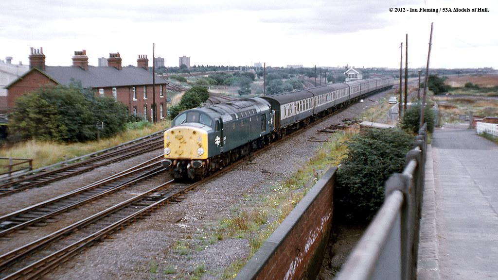 26 08 1972 Hessle Haven East Yorkshire Best Viewed