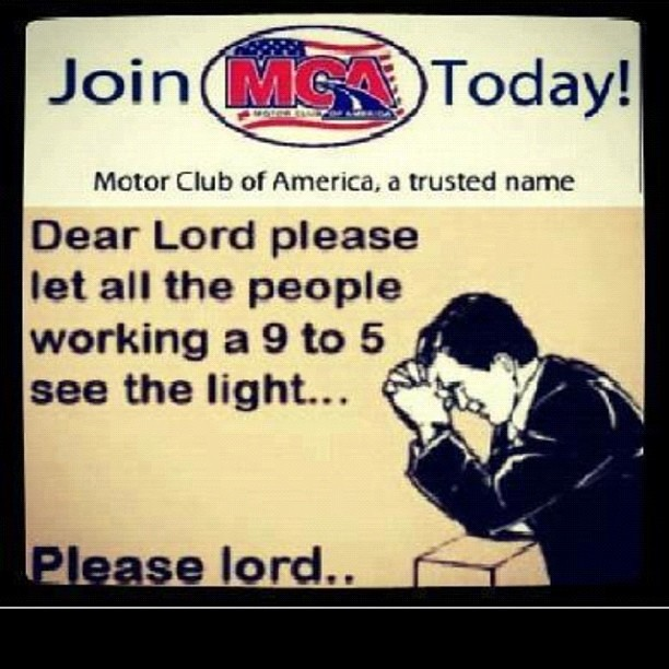Instagram marketing part time job nowhiring mca 80 Motor club of america careers