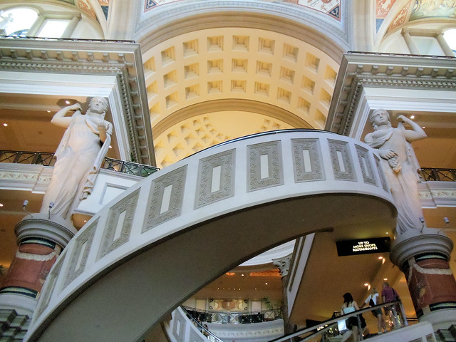 DSC33171, Caesar's Palace Hotel Casino and the Forum Shops ...