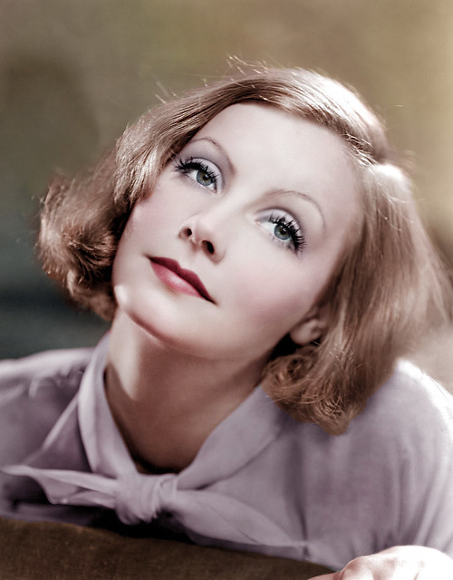 Greta GarboGreta Garbo Color
