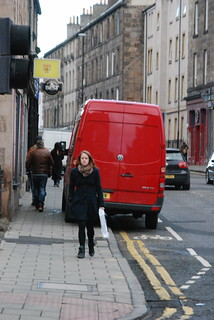 Pavemet parking | by EdinburghCycleChic