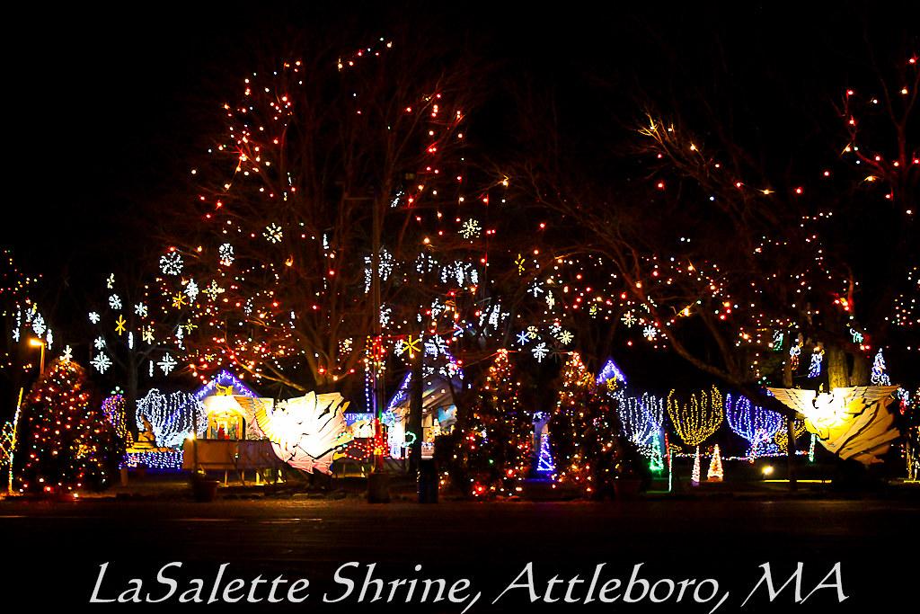 Christmas Lights Map