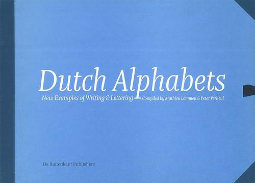 DutchAlphabets