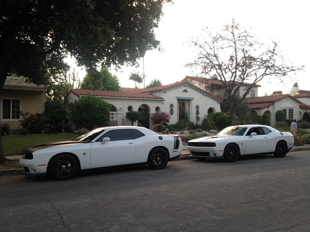 official white scatpack thread post your pics page 6 dodge challenger f. Cars Review. Best American Auto & Cars Review