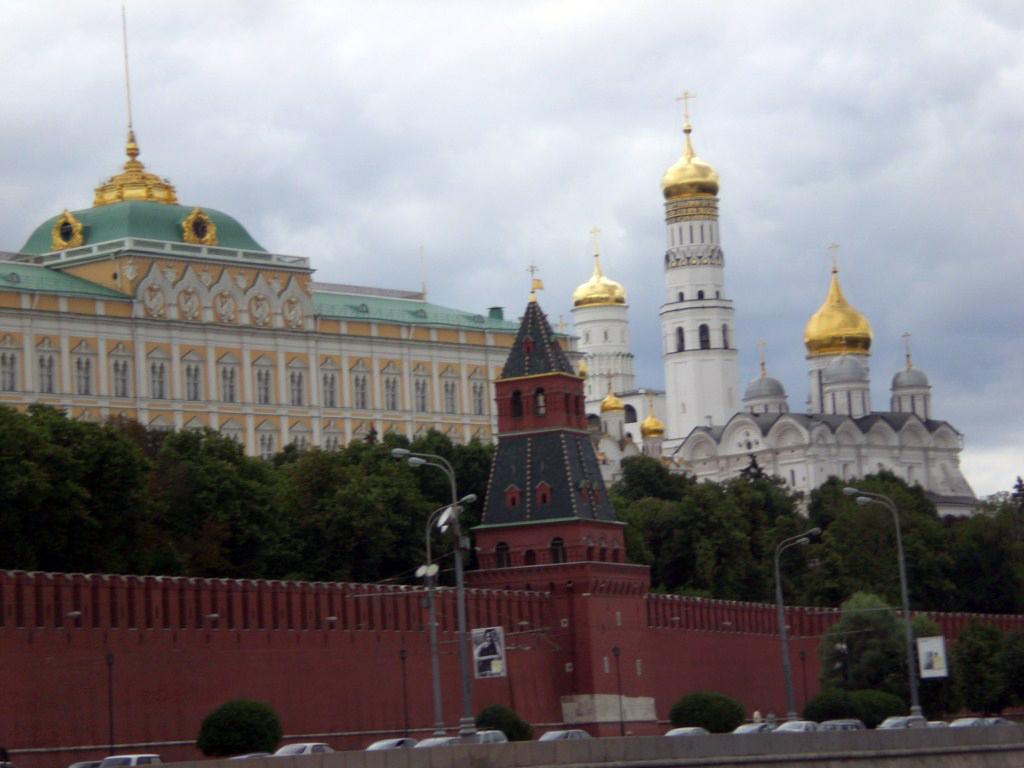 Kremlin desde el río