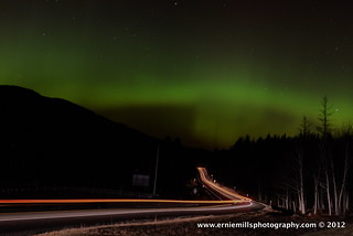Northen Lights 11/13/12 | by Mt.Washington Auto Road