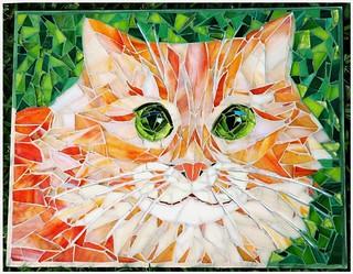 Redhead Eyed green