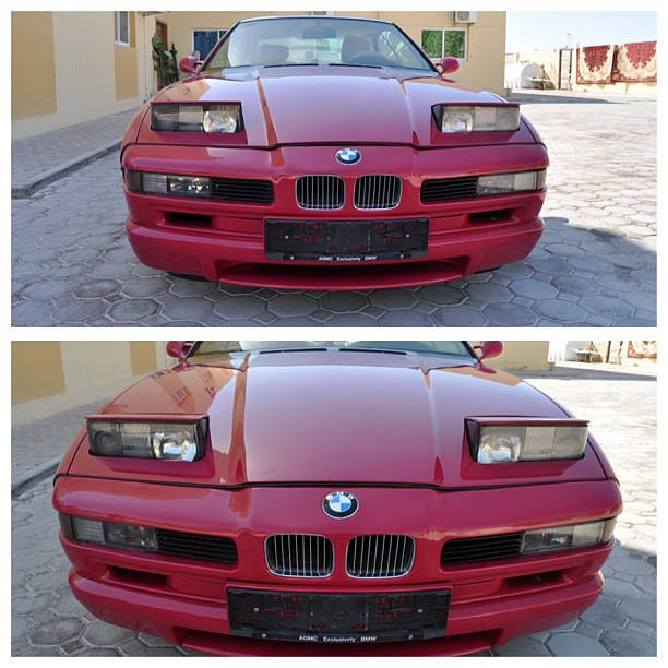For Sale: E31 BMW 840 Ci V12 Platinum Edition 1999 Gulf Ve