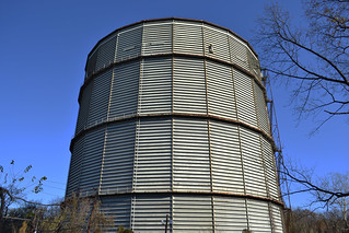 Melvale Gas Holder | by Monument City