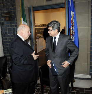 Donation of Collection from Mexico to the Columbus Memorial Library | by OEA - OAS