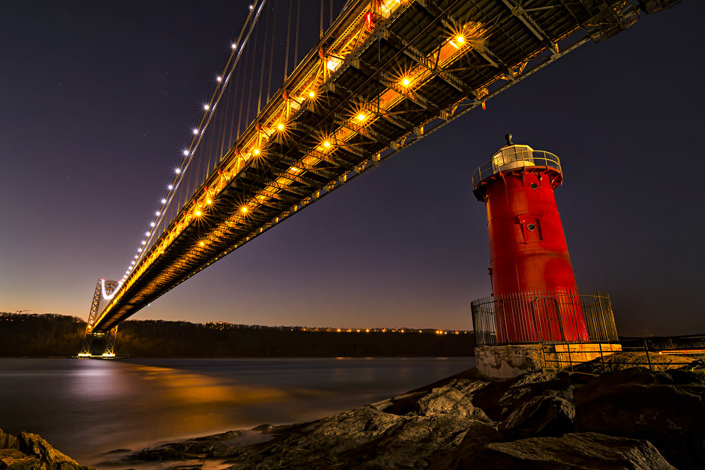 The Little Red Lighthouse -- Explored --