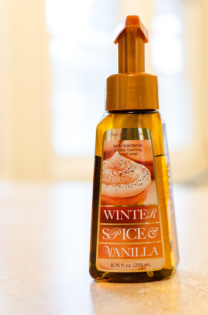 Bath Body Works Winter Spice Vanilla Hand Soap Flickr Photo Sharing