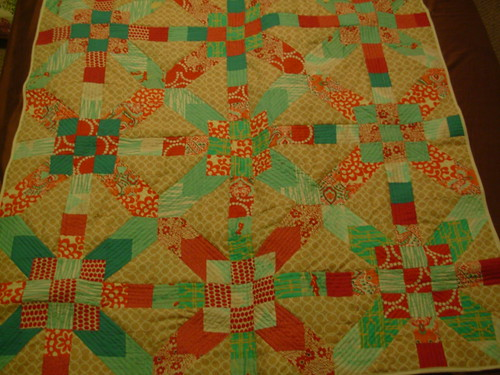 aubreys quilt | by The Left Footed Quilter