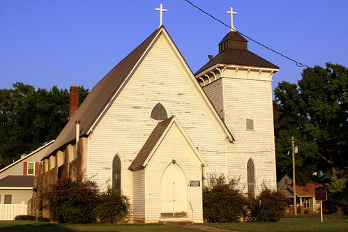 St. John's Episcopal Church - Tuscumbia, AL