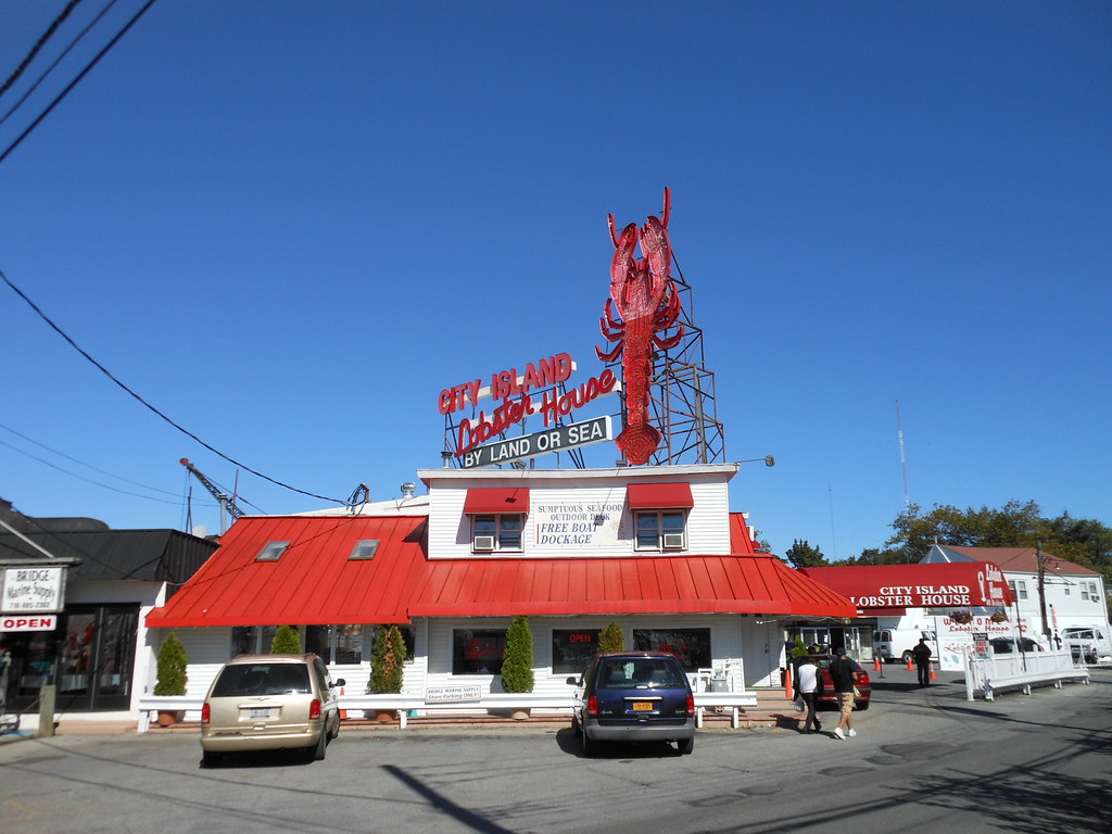 City Island Lobster House Restaurant | The City Island Lobst… | Flickr