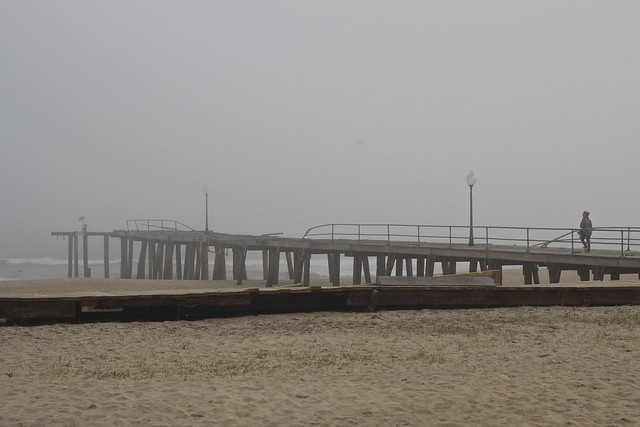 Ashbury Park beach post Hurrican Sandy