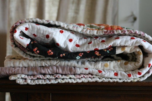 Comforter Quilt | by all buttoned up