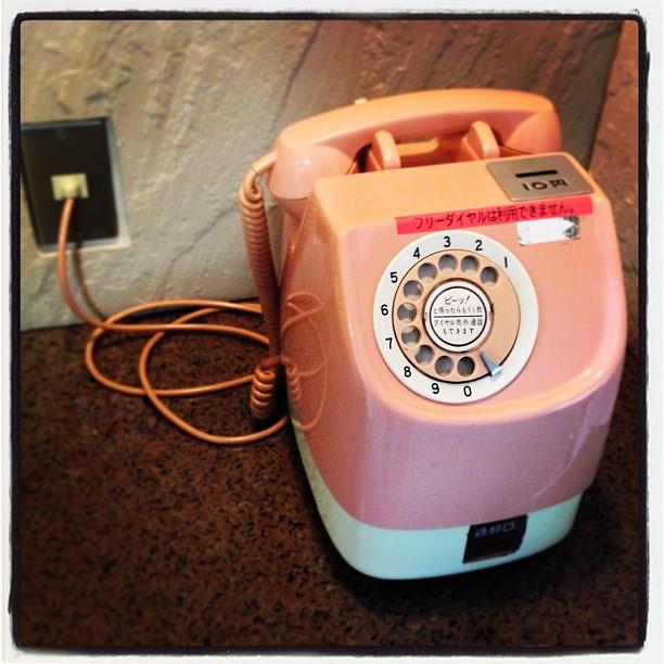 ピンクの電話の画像 p1_31