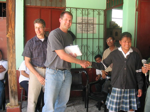 Kid Carpet Founder in Guatemala