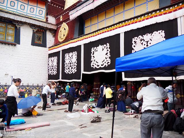 西藏拉薩 大昭寺