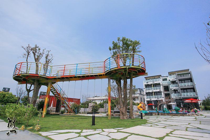 宜蘭最夯親子兒童樂園住宿|丟丟噹親子樂園民宿