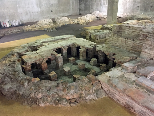Billingsgate Roman Baths | by diamond geezer
