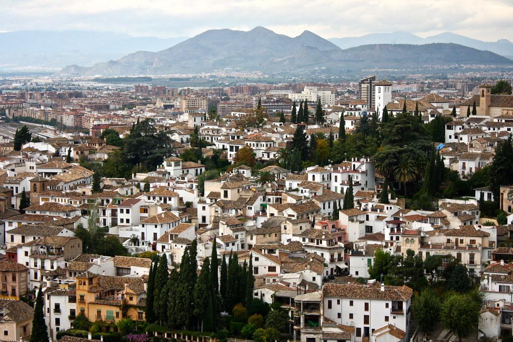 Albayzin Neighborhood Barrio El Albaic 237 N Granada Flickr
