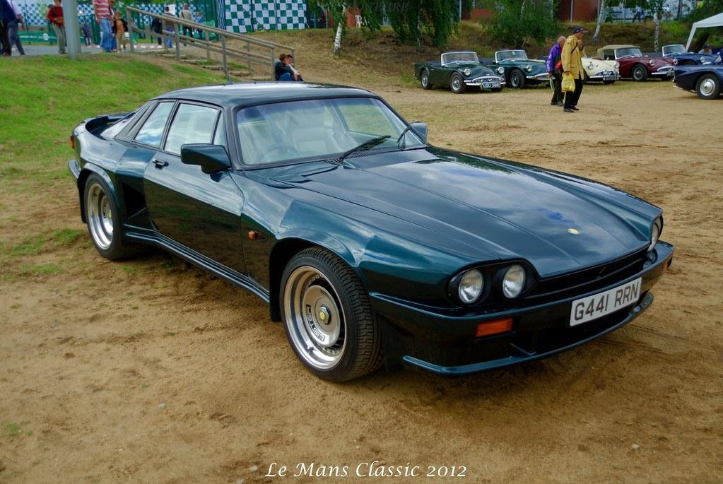 lister jaguar xj