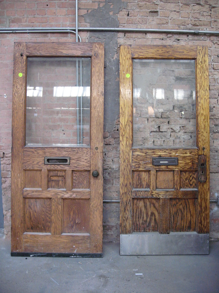 Sold Exterior Oak Doors 275 Each Sold Rebuilding Exchange