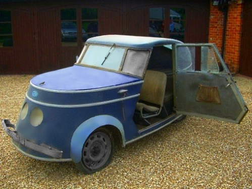 br guet a2 voiture electrique 1942 this barnfind was one o flickr. Black Bedroom Furniture Sets. Home Design Ideas