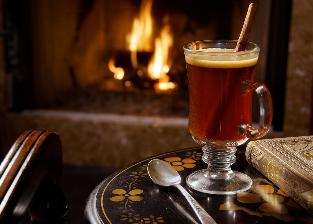 Warming Drinks To Make Non Alcoholic