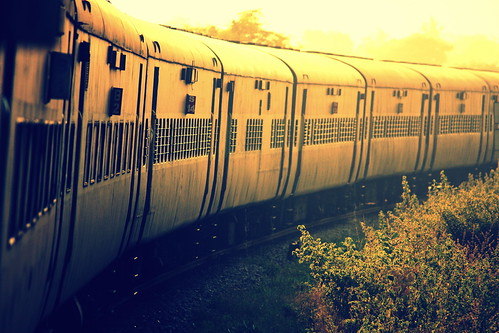 Indian train - Kolkata to Hyderabad | by Ashish Daga