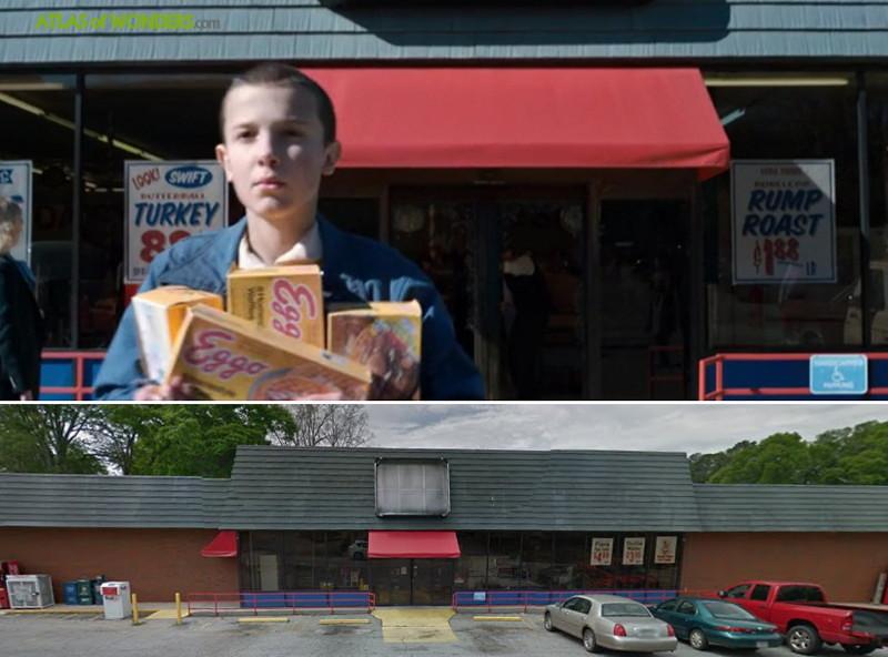 Eggo waffles shop