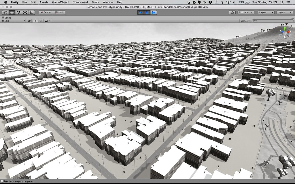 Interactive 3D maps in Unity   Mapbox