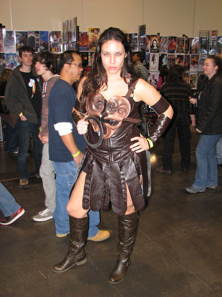 Xena at RI Comic Con |...