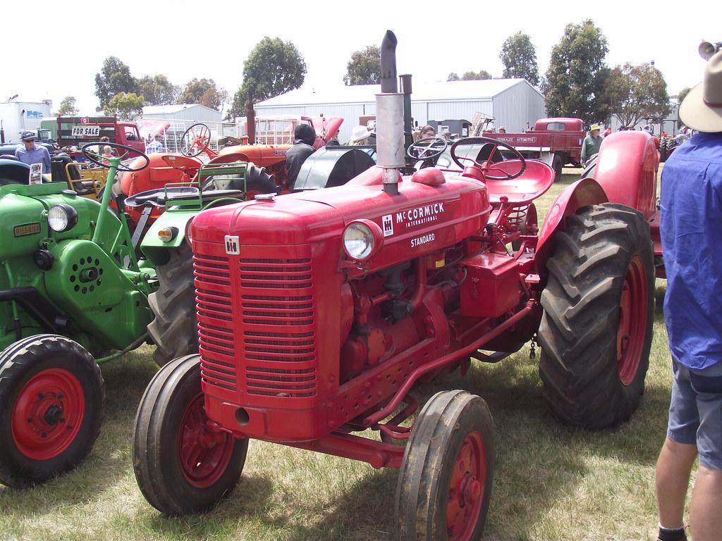 1949 McCormick International Tractor | 1949 McCormick ...