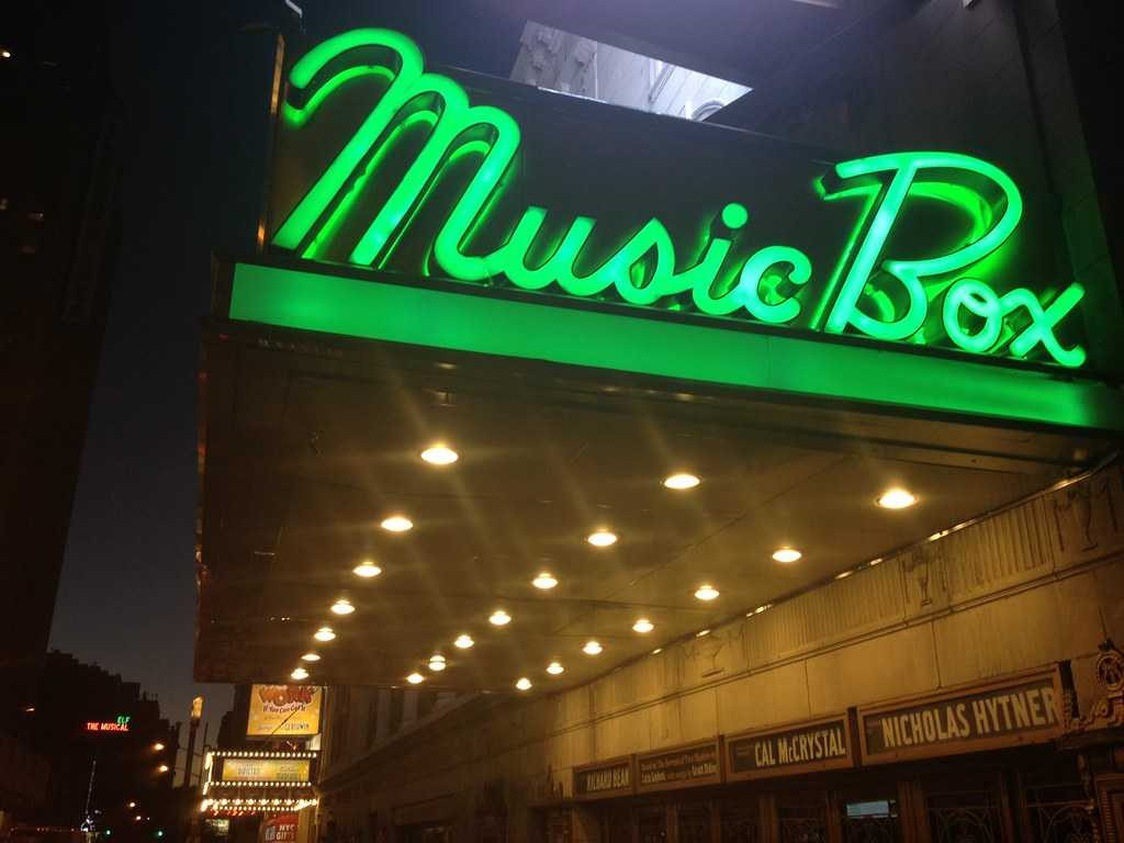 Music Box Theatre | Broadway Direct