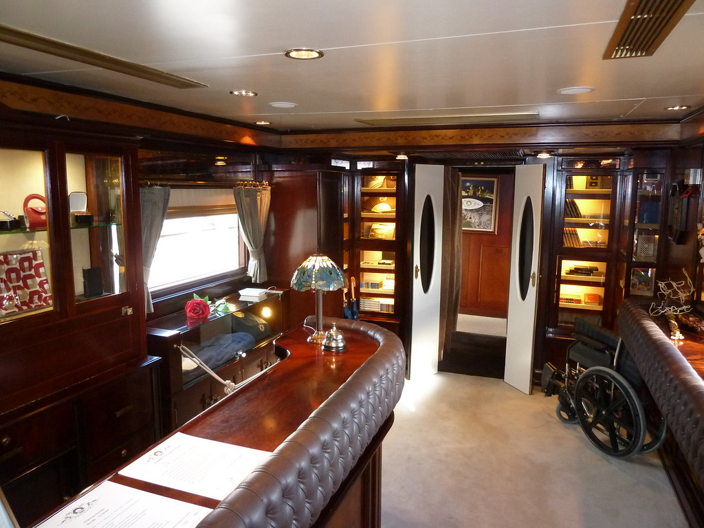 al andalus luxury train in spain reception and on board flickr. Black Bedroom Furniture Sets. Home Design Ideas