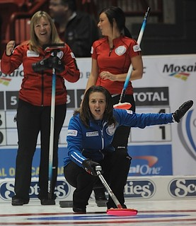 Cathy Overton-Clapham, Jenna Loder & Heather Nedohin | by seasonofchampions