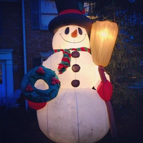 Inflatable Christmas Decorations Australia