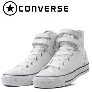 ... wholesale converse all star chuck taylor high top white canvas with two  velcro shoesg1348055684489 by smithbonne dee72ddf6